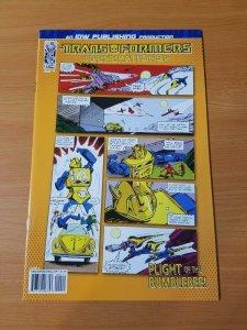 Transformers: Generations #4 ~ NEAR MINT NM ~ (2006, IDW Comics)