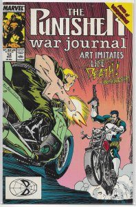 Punisher War Journal   vol. 1   #12 FN (Acts of Vengeance)
