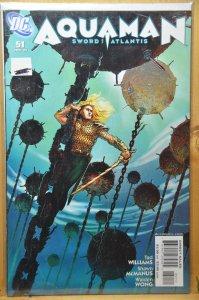 Aquaman: Sword of Atlantis #51 (2007) VF-NM