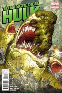 Incredible Hulk (2011 series) #2, NM + (Stock photo)