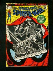 AMAZING SPIDER-MAN #113-MARVEL COMICS-DOCTOR OCTOPUS- FINE minus FN-
