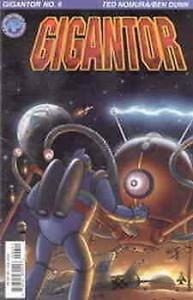 Gigantor #6 VF/NM; Antarctic | save on shipping - details inside