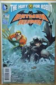 Batman and Aquaman #29 (2014)