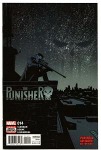 The Punisher #14 (Marvel, 2017) NM