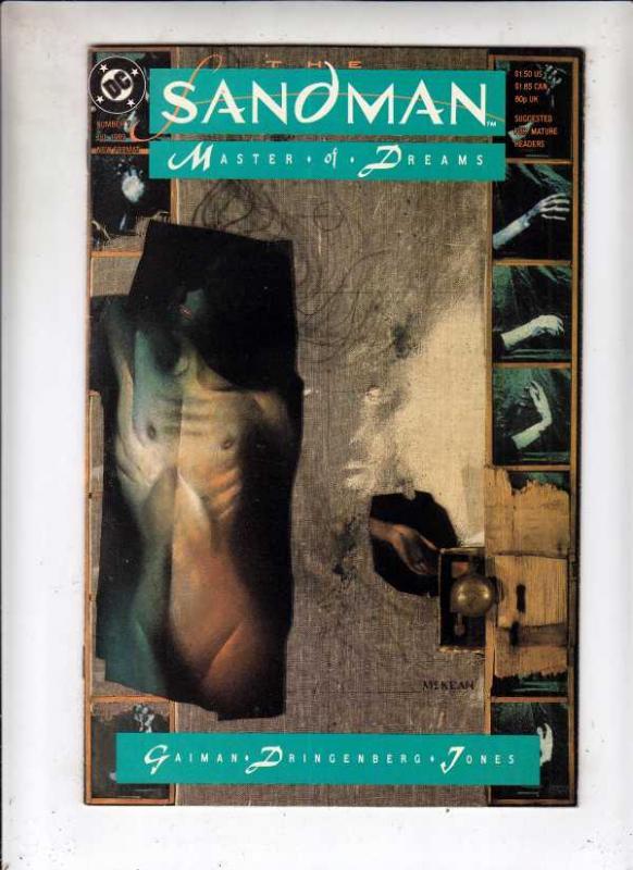 Sandman, The #7 (Jul-89) NM- High-Grade Sandman