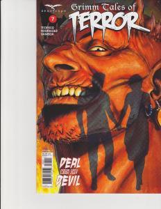 Grimm Tales of Terror Volume 3 #7 Cover B Zenescope Comic GFT NM Bifulco