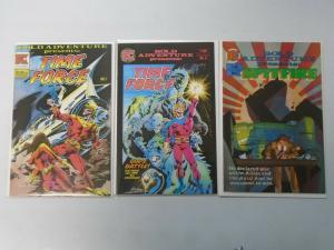 Bold Adventure Set #1-3 (1983) 8.0 VF