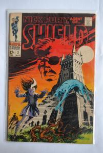 Nick Fury Agent of S.h.i.e.l.d. #3