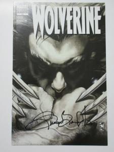 Wolverine (Marvel v3 2007) #55 Quod Sum Eris Signed by Simone Bianchi Variant