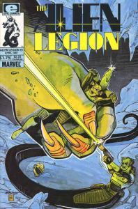 Alien Legion (Vol. 1) #19 VF/NM; Epic   save on shipping - details inside