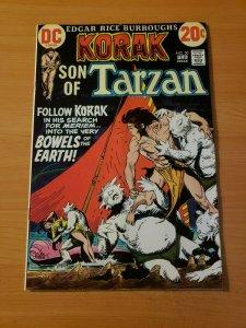 Korak Son of Tarzan #50 ~ VERY FINE - NEAR MINT NM ~ (1973, DC Comics)
