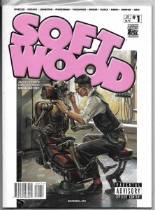 Soft Wood #1 Cedric Peyravernay Cvr (Heavy Metal, 2019) New/Sealed!