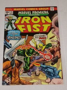 Marvel Premiere #17 (VF/NM) High Grade Iron-Fist (id#27a)