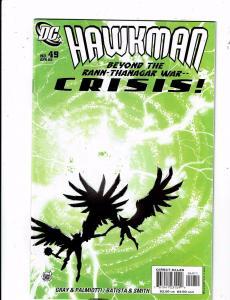 10 Hawkgirl DC Comic Books # 49 50 51 52 53 54 55 56 57 58 Hawkman Batman J212