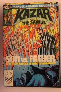 Ka-Zar The Savage 7 VF/NM