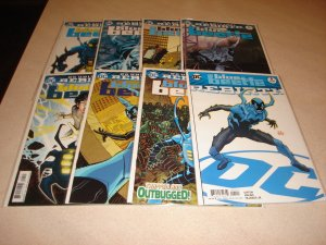 Blue Beetle Lot 8 DC Comics #3-6,8,9 Rebirth #1 VF-NM Awesome Set!!