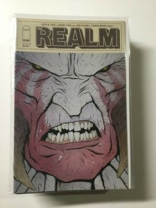Realm 14 Near Mint Image Comics HPA