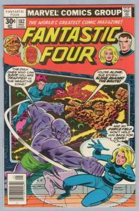 Fantastic Four 182 May 1977 VF (8.0)