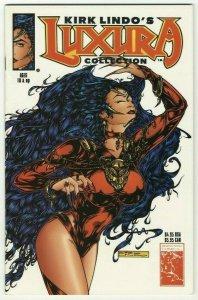Kirk Lindo's Luxura Collection - Brainstorm Comics - 1995