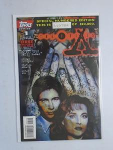 X-Files #1 - 8.0 VF - 1995