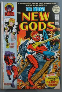 New Gods  #9   F/Better  Actual Photo