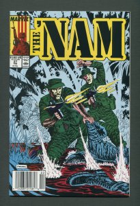 The Nam #27   / 9.6 NM+   / Newsstand / February 1989