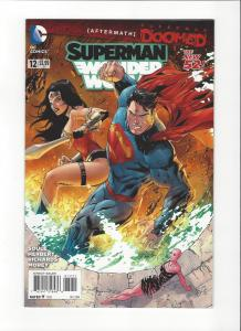 Superman Wonder Woman #12 DC Comics New 52 Mint