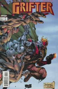 Grifter (Vol. 2) #6 VF/NM; Image | save on shipping - details inside