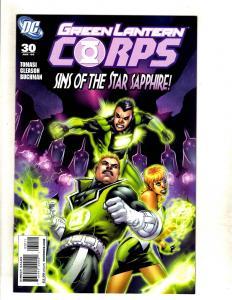10 Green Lantern DC Comic Books # 30 31 32 33 34 35 36 37 38 39 Batman CJ9