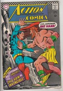 Action Comics #351 (Jun-67) VF High-Grade Superman