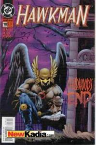 Hawkman (1993 series) #13, NM- (Stock photo)