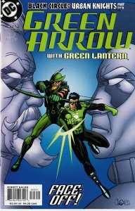 Green Lantern/Green Arrow – Black Circle/Urban Knights Parts # 1,2,3,4,5,6