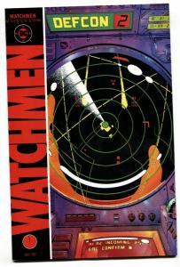 WATCHMEN #10 1987-DAVID GIBBONS-ALAN MOORE-DC COMICS vf/nm