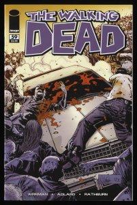 Walking Dead #59 NM+ 9.6