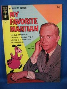 MY FAVORITE MARTIAN 4 VF 1965