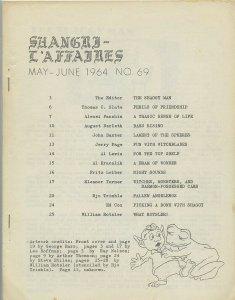 SHANGRI-L'AFFAIRES #69 (LASFS Fanzine, 1964) Rare Zine! Kaiser collection!