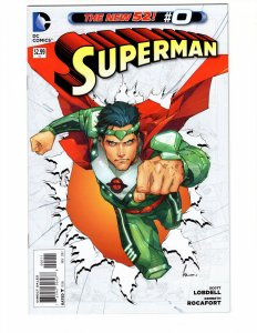 Superman #0 (VF/NM) ID#MBX1
