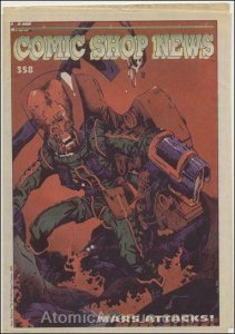 Comic Shop News #358 VG; Comic Shop News   low grade comic - save on shipping -