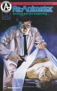Re-Animator (Aircel) #2 VF/NM; Aircel | save on shipping - details inside