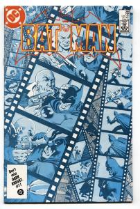 BATMAN #396 Catwoman issue-comic book 1986- DC