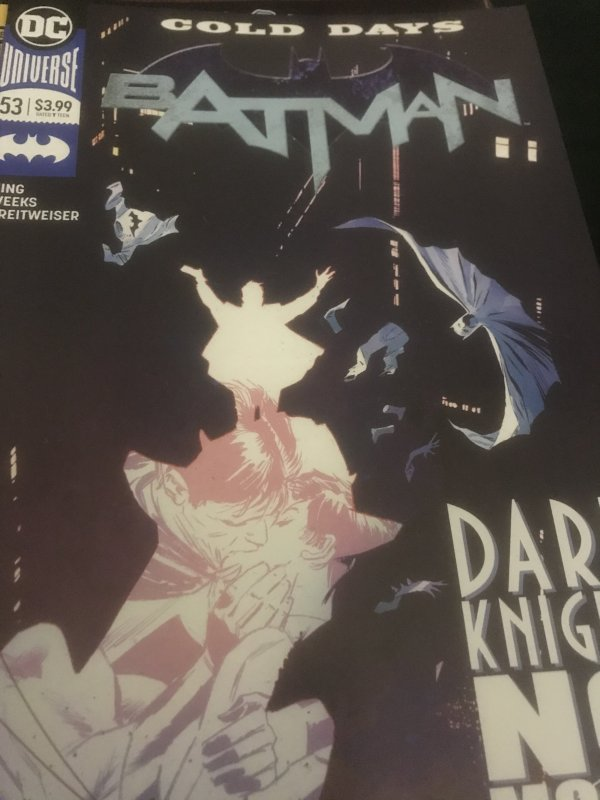 DC Batman #53 Mint Cold Days