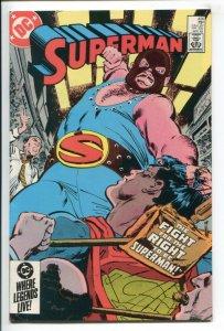 SUPERMAN (1939 DC) #406 FN/VF NM