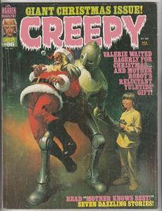 Creepy Magazine #86 (Feb-77) VG/FN Mid-Grade