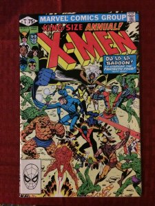 X-Men King-Size Annual #5 Co-Starring Fantastic Four 1980 VF+ Wolverine