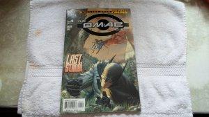 05 DC COMICS THE OMAC PROJECT # 4 OF 6