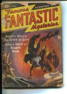 Famous Fantastic Mysteries-Pulp-2/1941-Austin Hall-Phil Richards