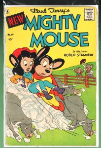 Paul Terry's Mighty Mouse Comics #69