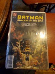 Batman: Shadow of the Bat #50 (1996)