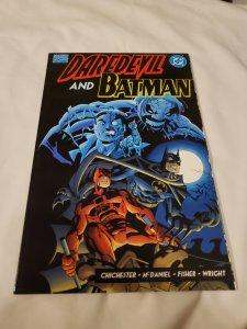 Daredevil Batman NM  DC/Marvel team-up