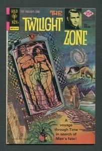 Twilight Zone #66 / 5.0 VG/FN   September 1975